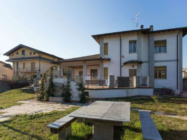 Villa in vendita a Lainate, Con giardino, 550 mq - Foto 47