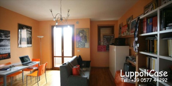 Appartamento in vendita a Castelnuovo Berardenga, Arredato, 40 mq - Foto 2