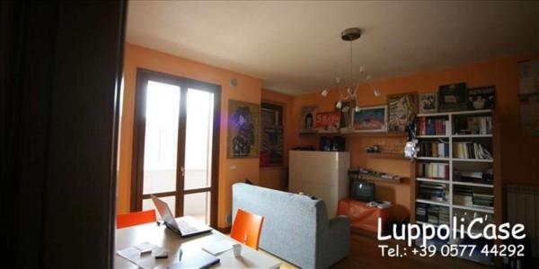 Appartamento in vendita a Castelnuovo Berardenga, Arredato, 40 mq - Foto 4
