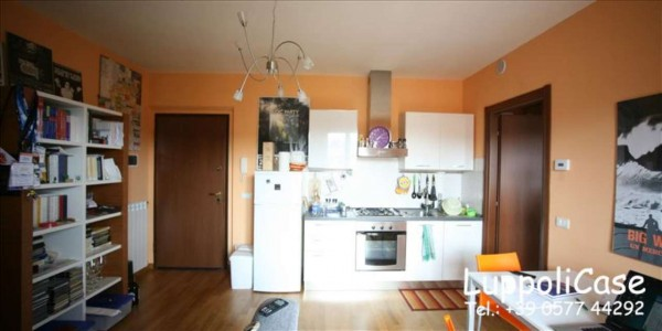 Appartamento in vendita a Castelnuovo Berardenga, Arredato, 40 mq - Foto 3
