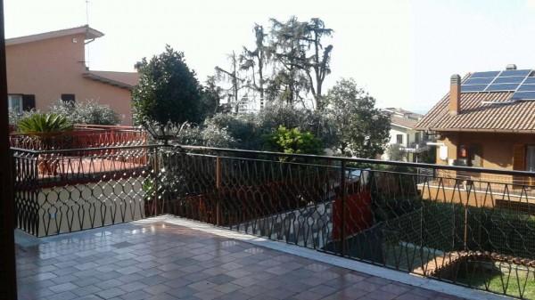 Appartamento in vendita a Grottaferrata, Con giardino, 180 mq - Foto 15