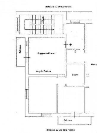 Appartamento in vendita a Roma, Bravetta, 80 mq - Foto 9