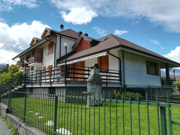 Appartamento in affitto a Roccaforte Mondovì, Semi Periferia, Arredato, 50 mq