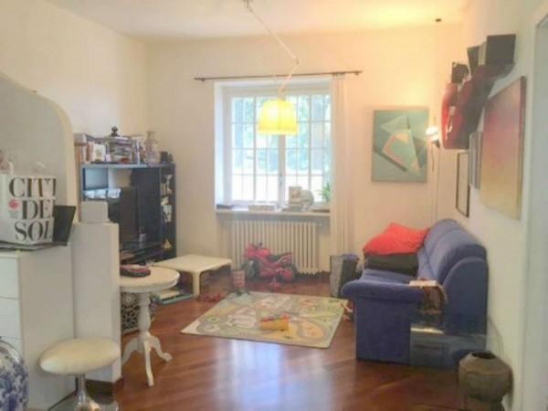 Appartamento in affitto a Moncalieri, Corso Moncalieri, Arredato, con giardino, 55 mq - Foto 12