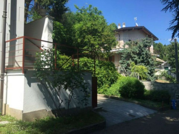 Appartamento in affitto a Moncalieri, Corso Moncalieri, Arredato, con giardino, 55 mq - Foto 3