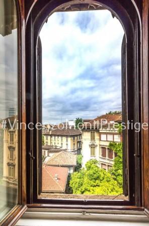 Appartamento in vendita a Milano, Ariosto/conciliazione, 200 mq