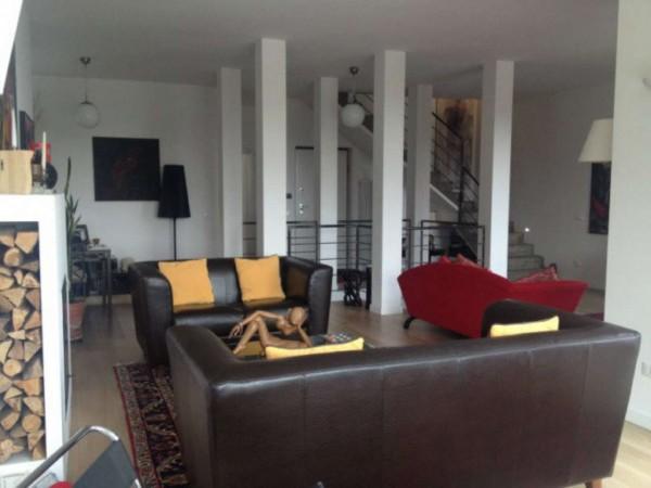 Villa in vendita a Moncalieri, Con giardino, 190 mq - Foto 30