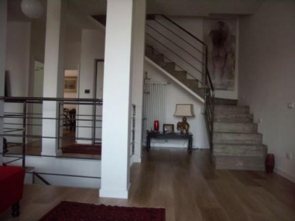 Villa in vendita a Moncalieri, Con giardino, 190 mq - Foto 21