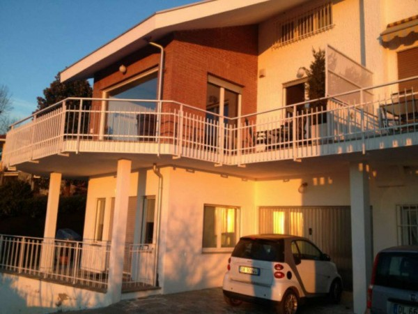 Villa in vendita a Moncalieri, Con giardino, 190 mq - Foto 4
