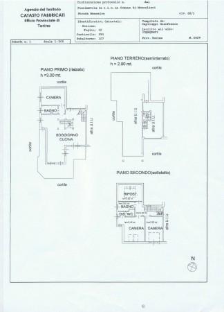 Villa in vendita a Moncalieri, Con giardino, 190 mq - Foto 3
