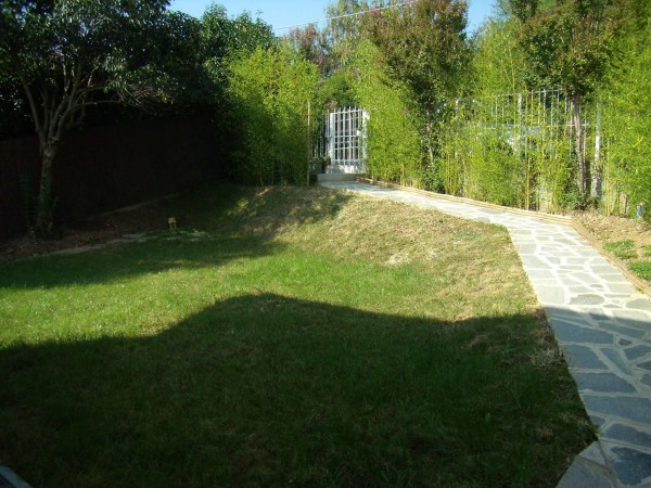 Villa in vendita a Moncalieri, Con giardino, 190 mq - Foto 7