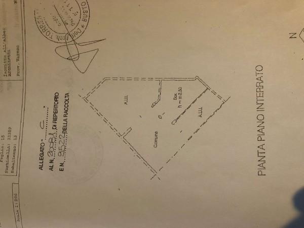 Appartamento in vendita a Busto Arsizio, Arredato, con giardino, 100 mq - Foto 3