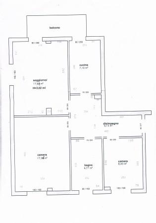 Appartamento in vendita a Rimini, Rimini-bellariva, 82 mq - Foto 4