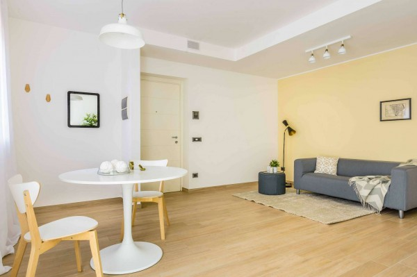 Appartamento in vendita a Daverio, Con giardino, 95 mq - Foto 28