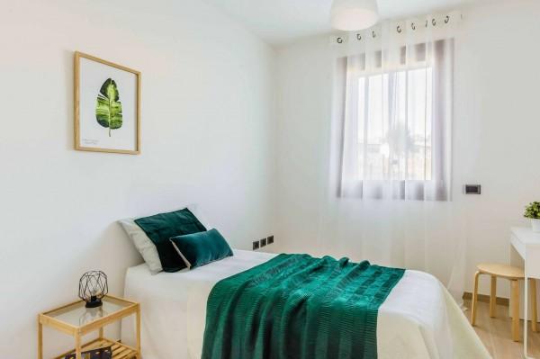Appartamento in vendita a Daverio, Con giardino, 115 mq - Foto 13