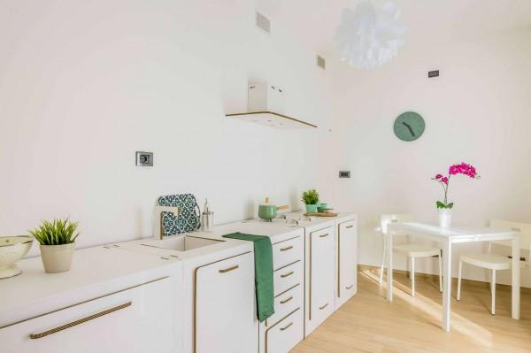Appartamento in vendita a Daverio, Con giardino, 115 mq - Foto 23