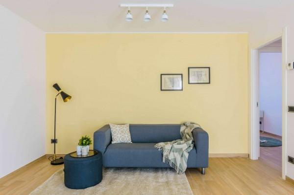 Appartamento in vendita a Daverio, Con giardino, 115 mq - Foto 25