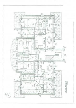 Appartamento in vendita a Daverio, Con giardino, 115 mq - Foto 3