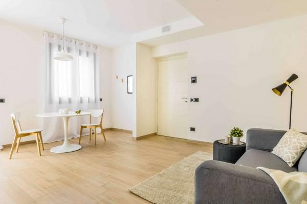 Appartamento in vendita a Daverio, Con giardino, 115 mq - Foto 21