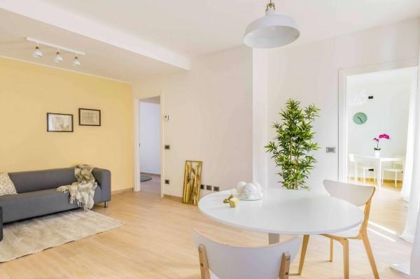 Appartamento in vendita a Daverio, Con giardino, 115 mq - Foto 20