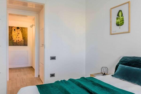 Appartamento in vendita a Daverio, Con giardino, 115 mq - Foto 11