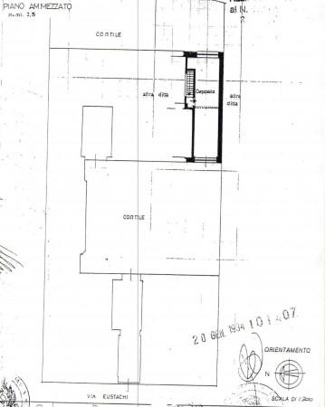 Appartamento in vendita a Milano, Con giardino, 250 mq - Foto 2