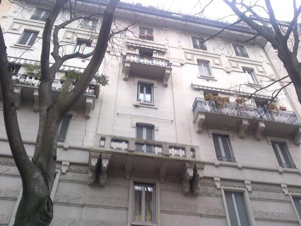 Appartamento in vendita a Milano, Con giardino, 250 mq