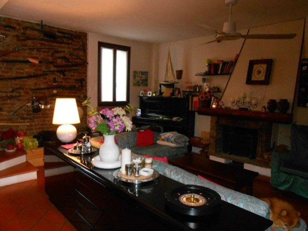 Casa indipendente in vendita a Pandino, Cascine Gandini, Con giardino, 195 mq