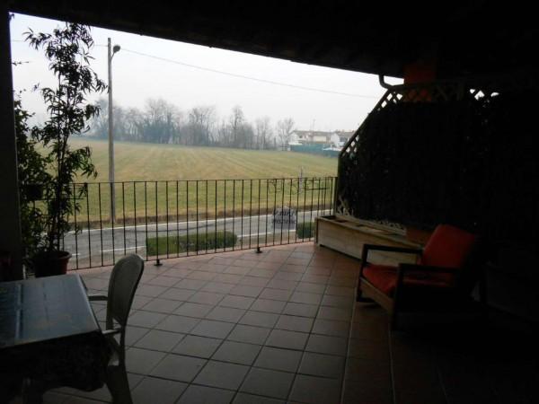 Casa indipendente in vendita a Pandino, Cascine Gandini, Con giardino, 195 mq - Foto 21