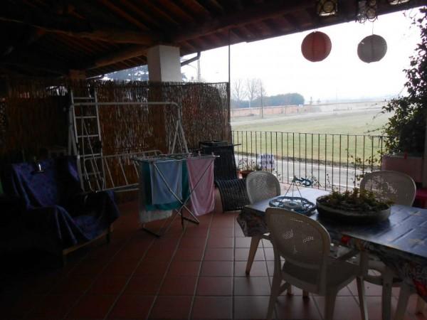 Casa indipendente in vendita a Pandino, Cascine Gandini, Con giardino, 195 mq - Foto 28