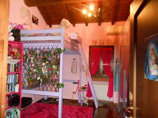 Casa indipendente in vendita a Pandino, Cascine Gandini, Con giardino, 195 mq - Foto 30