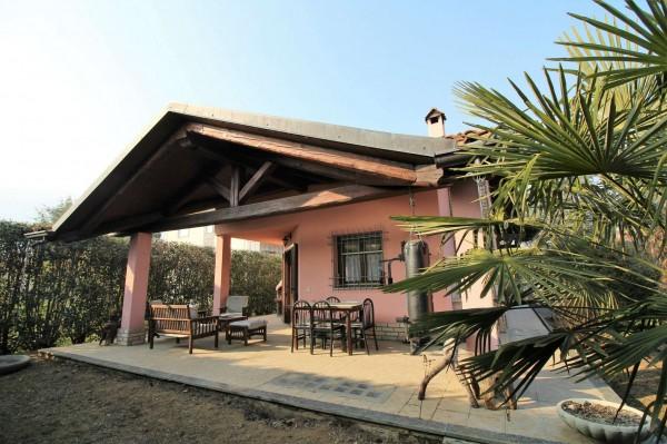 Villa in vendita a Val della Torre, Centro, Con giardino, 170 mq