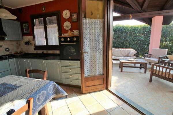 Villa in vendita a Val della Torre, Centro, Con giardino, 170 mq - Foto 17