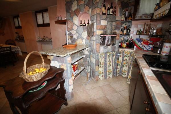Villa in vendita a Val della Torre, Centro, Con giardino, 170 mq - Foto 8