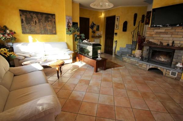 Villa in vendita a Val della Torre, Centro, Con giardino, 170 mq - Foto 19