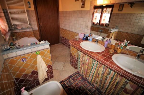 Villa in vendita a Val della Torre, Centro, Con giardino, 170 mq - Foto 12