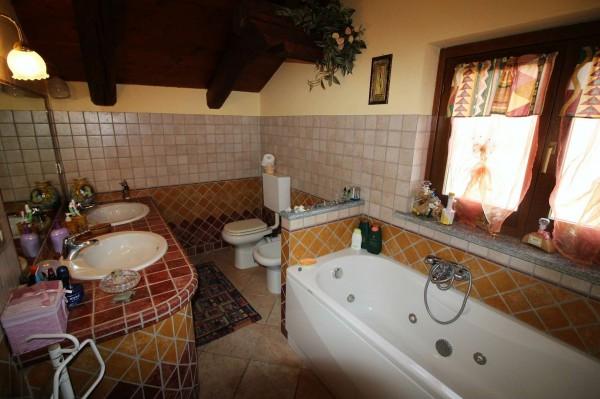 Villa in vendita a Val della Torre, Centro, Con giardino, 170 mq - Foto 13
