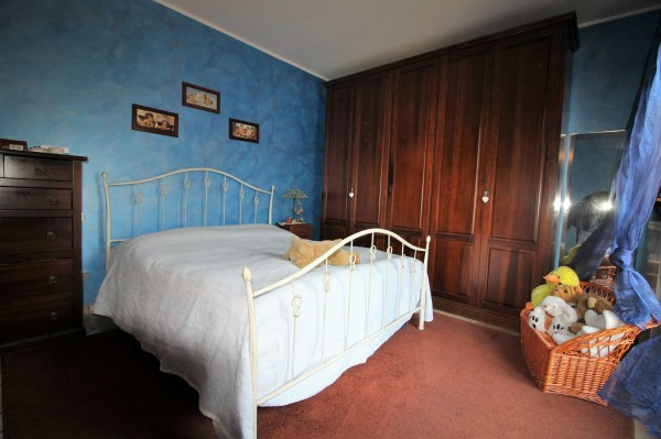 Villa in vendita a Val della Torre, Centro, Con giardino, 170 mq - Foto 16