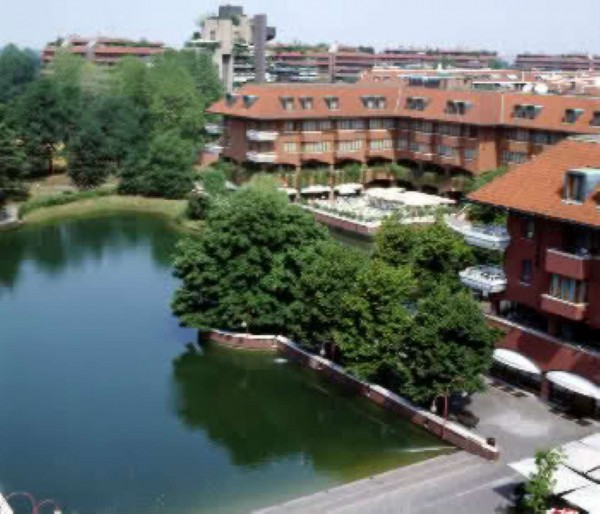 Appartamento in vendita a Basiglio, Milano 3, Arredato, con giardino, 150 mq - Foto 11
