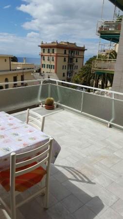 Appartamento in vendita a Genova, Quartiere Azzurro, Con giardino, 75 mq - Foto 1