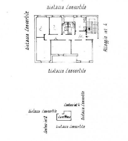 Appartamento in vendita a Carasco, Residenziale, Con giardino, 140 mq - Foto 2