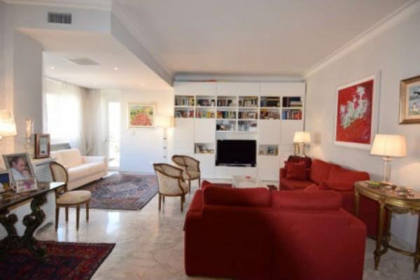 Appartamento in vendita a Roma, Vigna Clara, Arredato, 140 mq