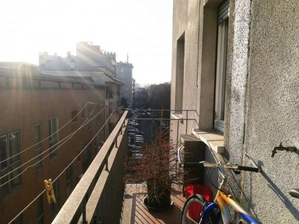 Appartamento in vendita a Milano, Con giardino, 60 mq - Foto 8