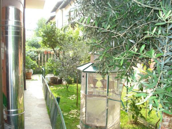 Villa in vendita a Garbagnate Milanese, Con giardino, 170 mq - Foto 11