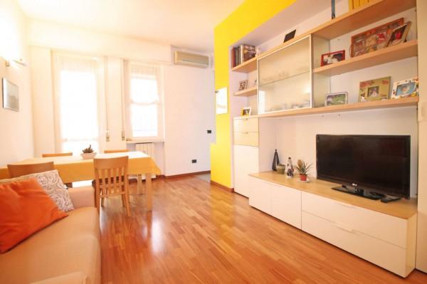 Appartamento in vendita a Cassano d'Adda, Con giardino, 72 mq