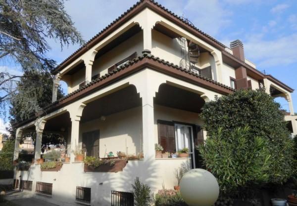 Villa in vendita a Anzio, Villa Claudia, Con giardino, 160 mq