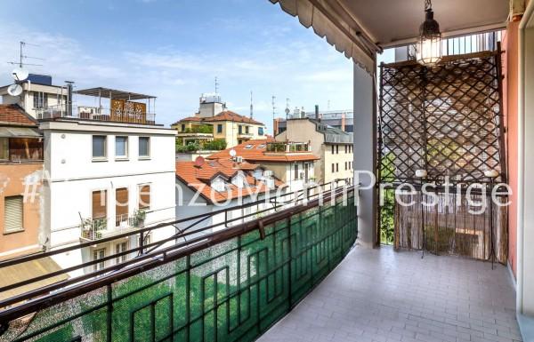 Appartamento in vendita a Milano, Domenichino / Mosè Bianchi, 215 mq