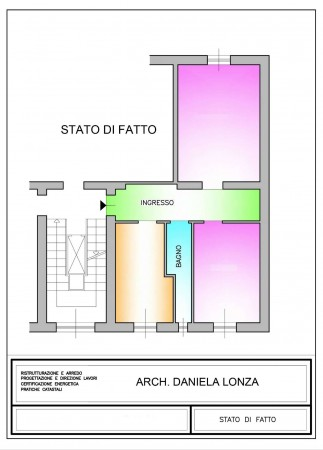Appartamento in vendita a Milano, 75 mq - Foto 3