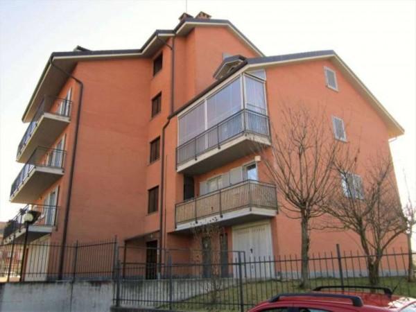 Appartamento in vendita a Nichelino, Con giardino, 72 mq