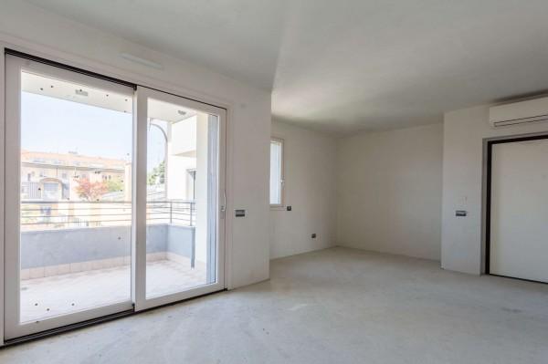 Appartamento in vendita a Cernusco sul Naviglio, Con giardino, 231 mq - Foto 32